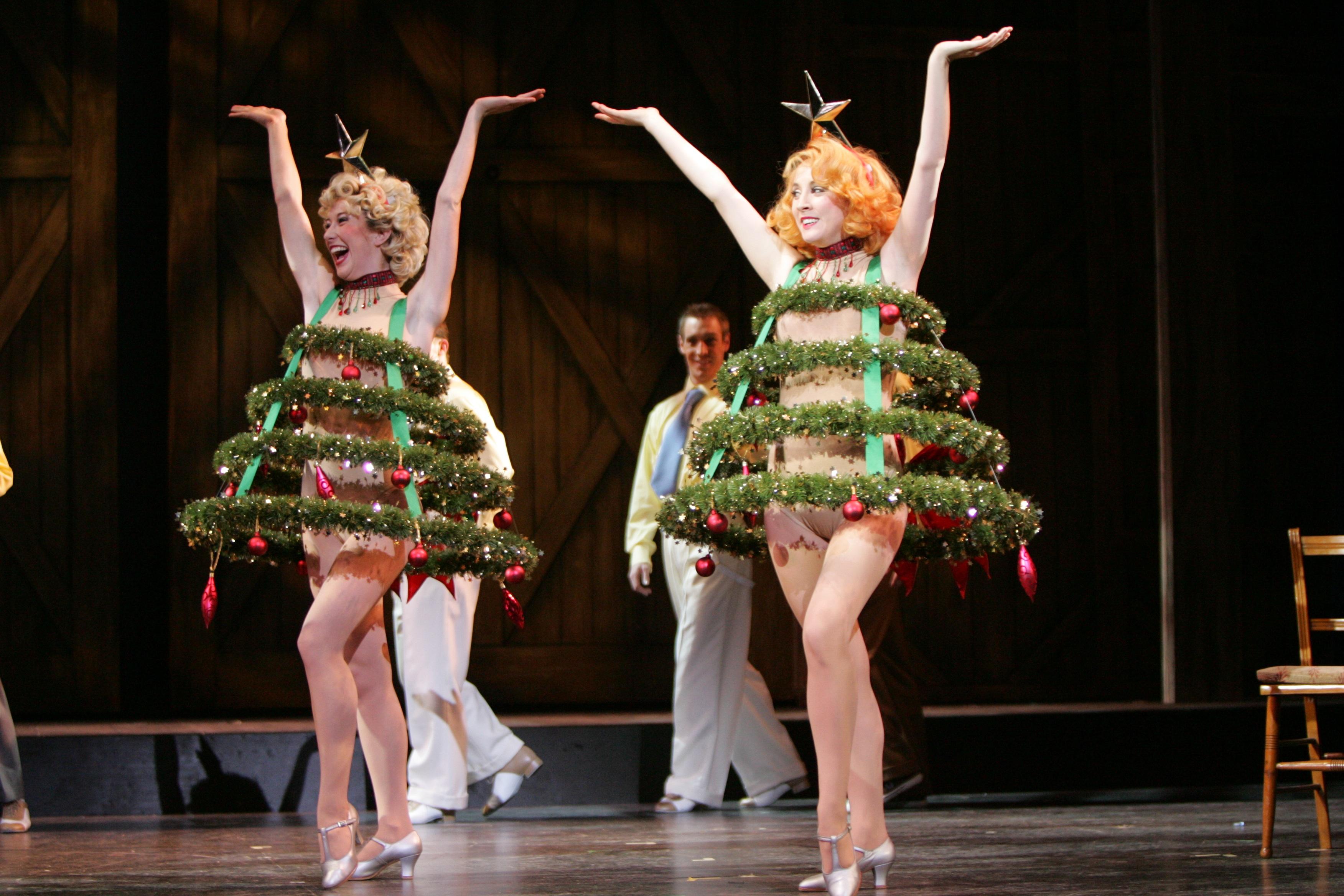 White Christmas' (Festival Theatre: 19 Nov '13 – 4 Jan '14 ...