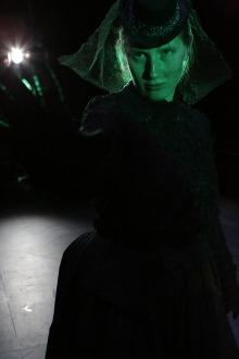 Nicola Tuxworth as Hyde