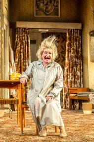 Barbara Rafferty as Aunt Angela
