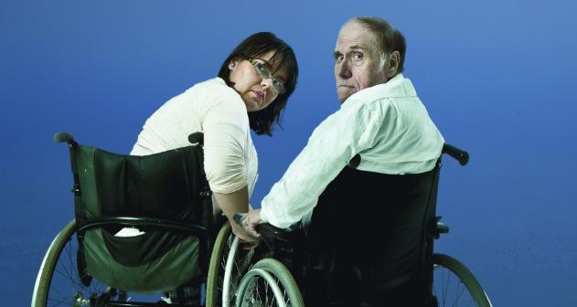 Karen Sutherland and John Edgar. Photo: Douglas Jones & Emma Quinn.