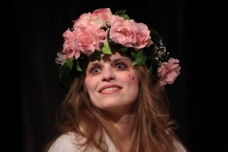 Aphrodite. Photos from Teatr Pinokio, Lodz.