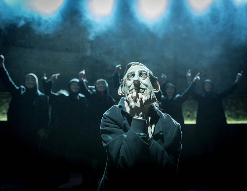 Photographs from the West End Production of 'Charles III' by Johan Persson
