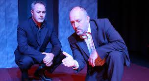 Gavin Robertson (l) & Nicholas Collett (r). Image: Assembly Roxy & Company Gavin Robertson