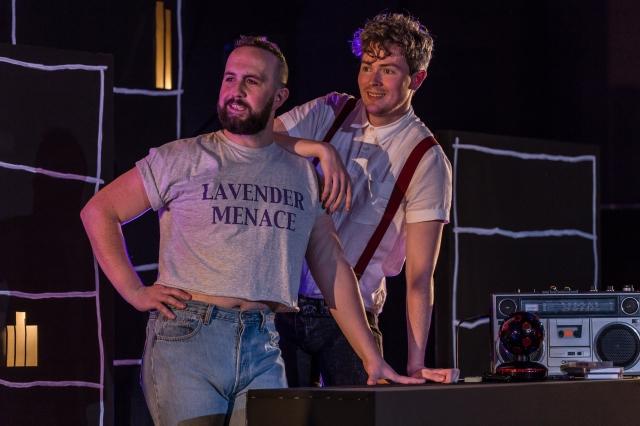 16.(L-R) Matthew McVarish and Pierce Reid. Photo credit - Aly Wight
