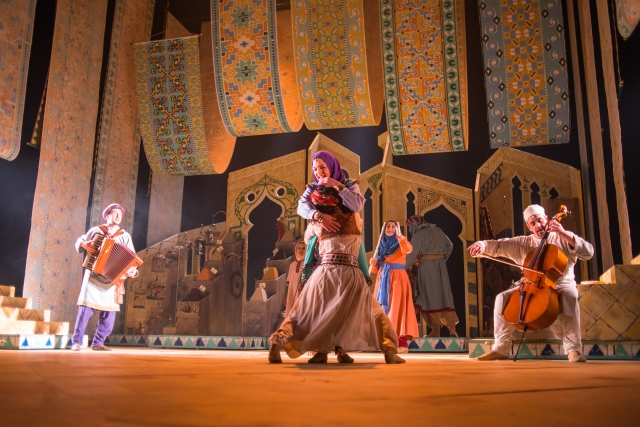 The Arabian Nights. Photo credit - Tommy Ga-Ken Wan